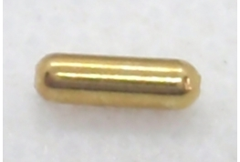 Tiny Bullet Bead - 6mm