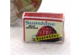 Raspberry Jelly Packet