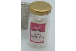 Sweet Shop Jar of  Mint Imperials