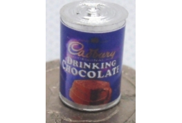 Cadbury Drinking Chocolate Tin