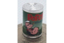 Popeye Spinach Tin