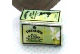 Mint and Lemon Tea Packet