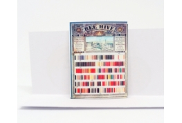 1:12  Haberdashery counter / wall display card
