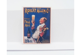 Pale Ale Counter Advertising Sign