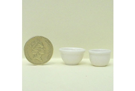 China Pudding Basins - 2 Per Set