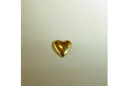 Gold Heart - Tiny
