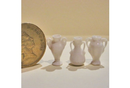 Set Of 12th Scale Vases