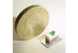 24th Scale Christmas Cake