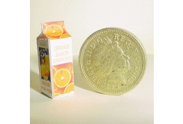 Orange Juice Carton