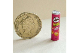 12th Scale Pringles Tube Ready Salted
