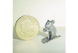 Pewter Mouse