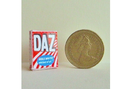 Daz Washing Powder Packet