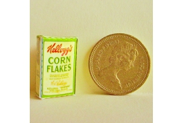 1:12 Scale Corn Flakes Packet