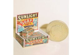 Sunlight Soap Counter Display Box