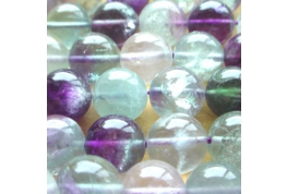 10 x 10mm  Round Glass Beads