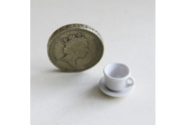 China Smooth Finish Cup And Saucer