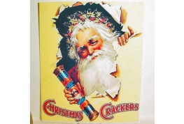 Christmas Cracker Advertising Sign