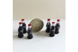 1:12 Scale Bottles Of Cola