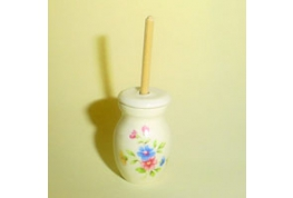 China Milk Churn Sprite Pattern