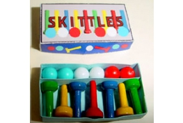 1:12 Scale Dolhouse Skittles