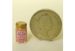 1:12 Scale British Made Rose Facial Cream