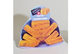 Stand Crunchie Advertising Sign