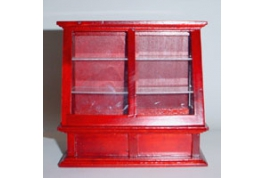 1:12 Scale Upright Shop Display Counter
