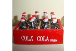 Yellow Crate Of Cola