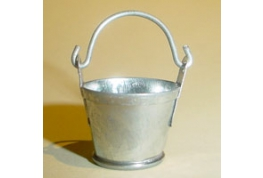 Large Metal Bucket