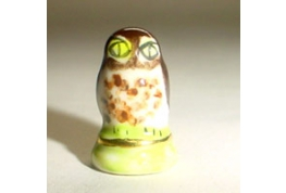12th Scale China Owl
